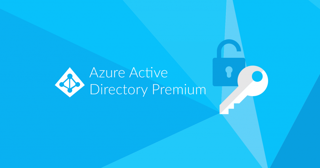 The official graphic from Microsoft for Azure Active Directory Premium.